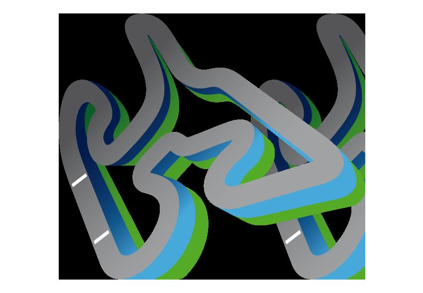 Circuit du karting beauvais, une piste de location de kart de 1000 m